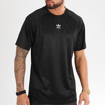 Tee Shirt De Sport Mono Jersey FM3402 Noir