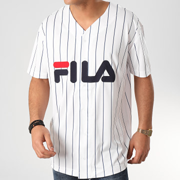 Tee Shirt De Baseball Dawn 681272 Blanc