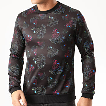 MTX - Sweat Crewneck TM0262 Noir