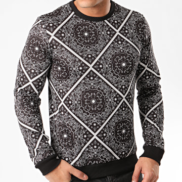 MTX - Sweat Crewneck TM0276 Noir