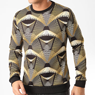 MTX - Sweat Crewneck TM0243 Noir