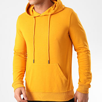 MTX - Sweat Capuche Q089 Moutarde