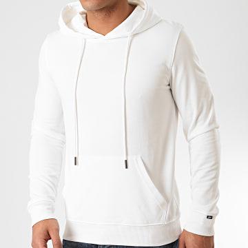 MTX - Sweat Capuche Q089 Blanc