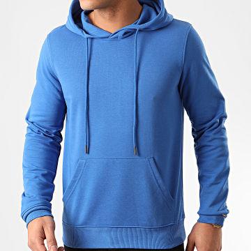 MTX - Sweat Capuche Q089 Bleu Roi