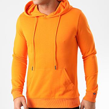 MTX - Sweat Capuche Q089 Orange