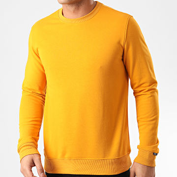 MTX - Sweat Crewneck Q088 Jaune Moutarde