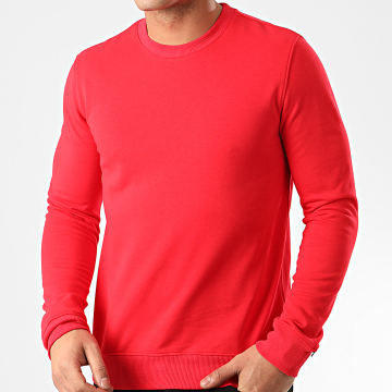 MTX - Sweat Crewneck Q088 Rouge