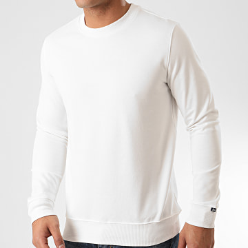 MTX - Sweat Crewneck Q088 Blanc
