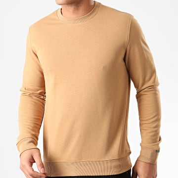 MTX - Sweat Crewneck Q088 Camel
