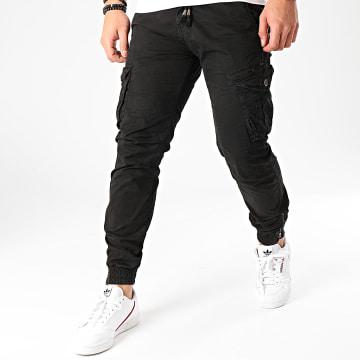 Jogger Pant WW6005 Noir