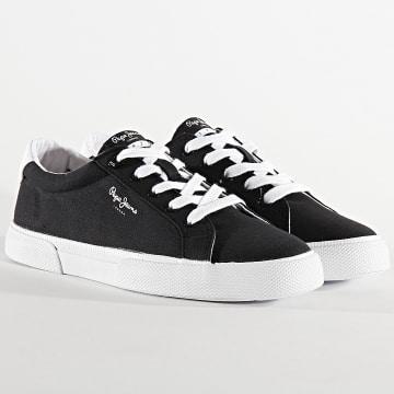 Pepe Jeans - Baskets Femme Kenton Basic PLS30990 Black
