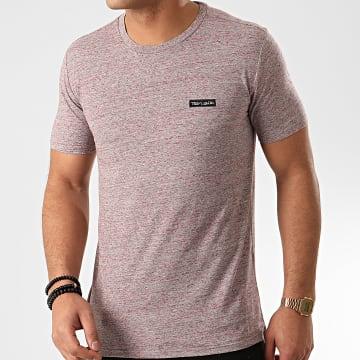 Tee Shirt Nark Rouge Chiné