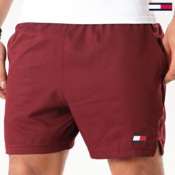Tommy Sport - Short Jogging 0351 Bordeaux