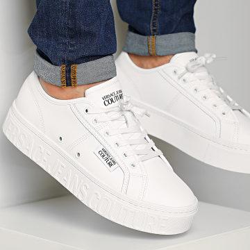 Versace Jeans Couture - Baskets Linea Fondo Brick E0YVBSD4 White