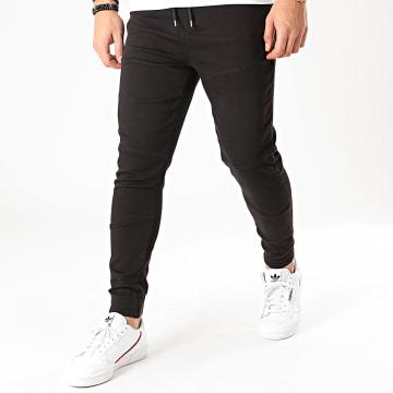 KZR - Pantalon Jogging GF79037 Noir