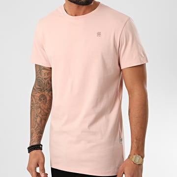 G-Star - Tee Shirt Base-S D16411-336 Rose