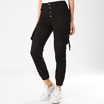 Jogger Pant Femme DZ212 Noir