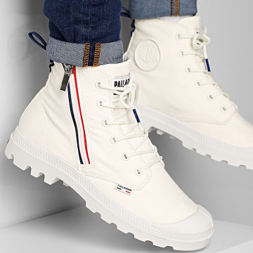 Boots Pampa French OutZip 76663 Star White