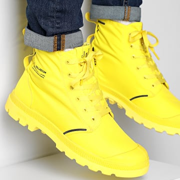 Boots Pampa Lite+ Recycle Waterproof 76656 Yellow