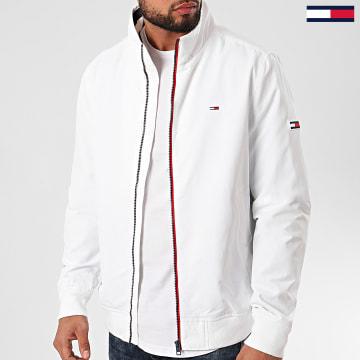 Tommy Jeans - Veste Zippée Essential 7366 Blanc