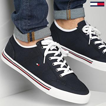 Tommy Hilfiger - Baskets Core Corporate Textile Sneaker 2676 Desert Sky