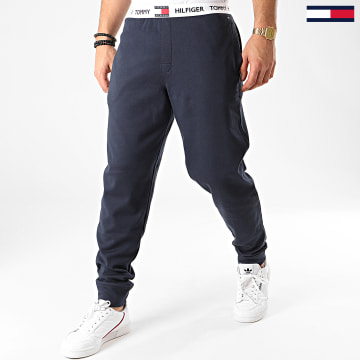Tommy Hilfiger - Pantalon Jogging 1769 Bleu Marine