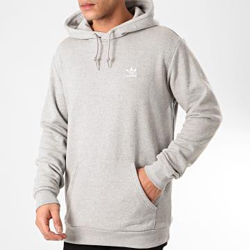 Adidas Originals - Sweat Capuche Essential FM9958 Gris Chiné