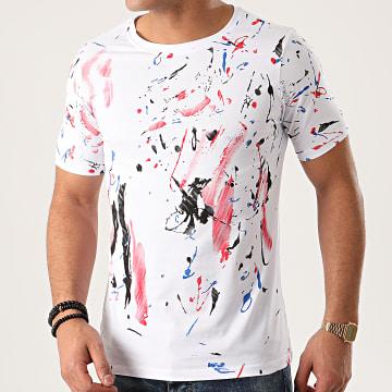 Berry Denim - Tee Shirt XP009 Blanc