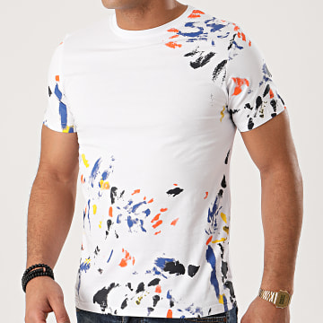 Berry Denim - Tee Shirt AGL-003 Blanc