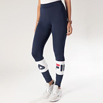 Fila - Legging Femme Ballari 687730 Bleu Marine