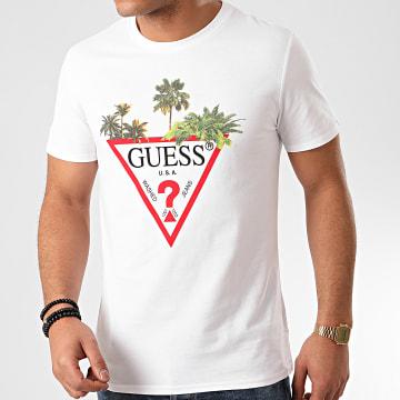Guess - Tee Shirt M0GI76 Blanc