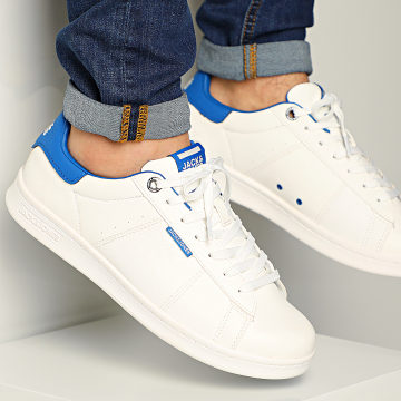 Jack And Jones - Baskets Banna Mono 12169285 White Imperial Blue