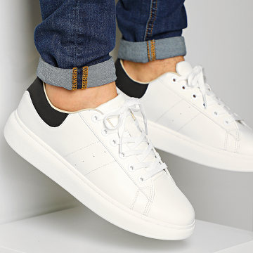 Jack And Jones - Baskets Liam 12169299 White Anthracite