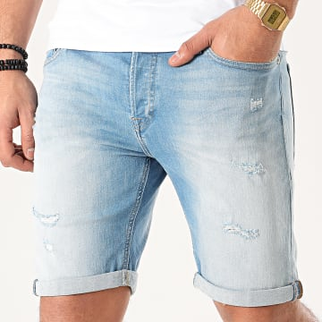 Short Jean Rick Original Bleu Wash
