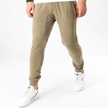 MZ72 - Pantalon Jogging Victor Vert Kaki