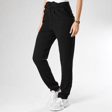 Only - Pantalon Femme Tanja Catia Noir