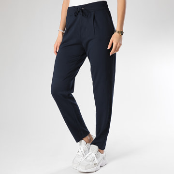 Only - Pantalon Jogging Femme Pretty Bleu Marine