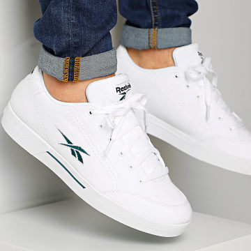 Reebok - Baskets Slice Canvas EH1899 White Herbal Tea Black