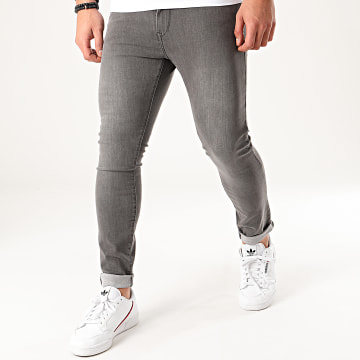 Tiffosi - Jean Skinny Harry Gris Anthracite