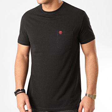 Timberland - Tee Shirt Poche Dunstan River A1LPG Noir