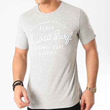 Tee Shirt Travis Gris Chiné