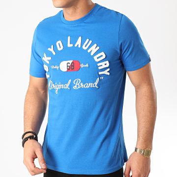 Tee Shirt Ticaboo Bleu Roi
