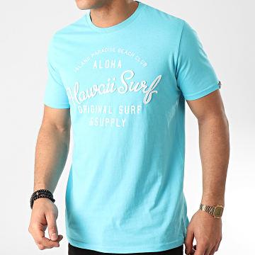 Tee Shirt Travis Bleu Clair