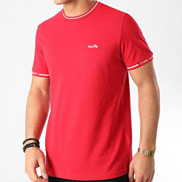 Tee Shirt Resin Rouge