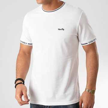 Tee Shirt Resin Blanc