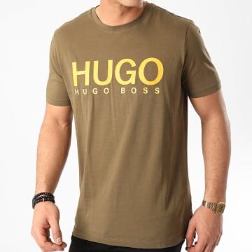 HUGO by Hugo Boss - Tee Shirt Dolive 202 50424999 Vert Kaki