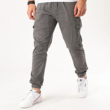 Indicode Jeans - Jogger Pant Levi Gris