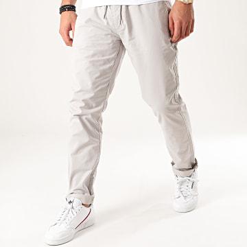 MZ72 - Pantalon Chino Elior Gris