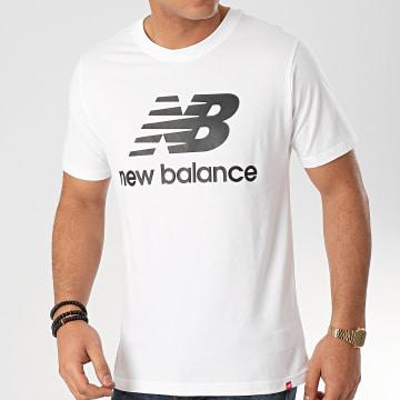 New Balance - Tee Shirt 782320 Blanc