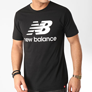 New Balance - Tee Shirt 782320 Noir